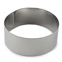 Кольцо для гарнира 10 см нерж.