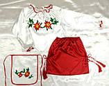 Национальный костюм Украинка для девочки, фото 5