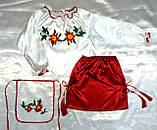 Национальный костюм Украинка для девочки, фото 6