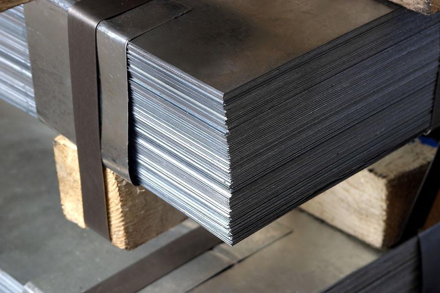 Лист стальной ст.40Х  160,0х2000х6000мм