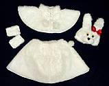 Карнавальный костюм  для девочки Зайка, фото 6