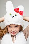 Карнавальный костюм  для девочки Зайка, фото 8