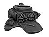 Тактическая сумка с креплением системы MOLLE TacticBag Черная, фото 3