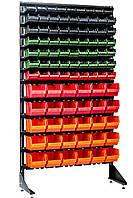 Стойка с ящиками из пластика Комбинированные Ахтырка, фото 1