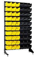 Складской стеллаж модульного типа , Жёлто-Чёрный Берестечко, фото 1