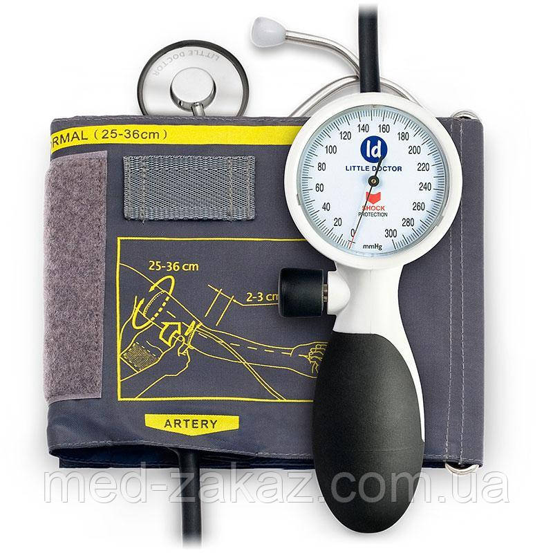 Тонометр LITTLE DOCTOR LD-91 механический
