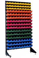 Складской стеллаж модульного типа Пласт Бокс, Оранжевый Галич, фото 1