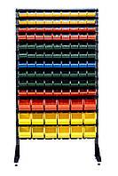 Металлический шкаф под ящики Герца, фото 1