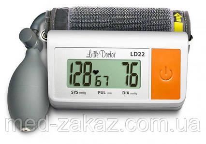 Тонометр LITTLE DOCTOR LD-22 полуавтоматический на плечо