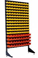 Металлические стеллажи для магазина 1800 мм Зеленодольск