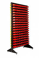 Пластиковые боксы на стеллаже 1.8 м Змиёв, фото 1