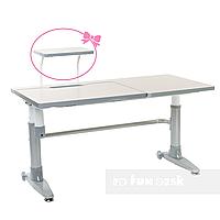 Парта-трансформер для школьника FunDesk Ballare Grey