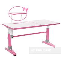 Парта-трансформер для школьника FunDesk Ballare Pink