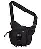 Тактическая сумка с креплением системы MOLLE TacticBag Черная, фото 5