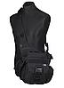 Тактична сумка з кріпленням системи MOLLE TacticBag Чорна, фото 7