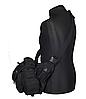 Тактична сумка з кріпленням системи MOLLE TacticBag Чорна, фото 8
