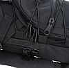 Рюкзак тактический городской велорюкзак, молодёжный, слинг, компактный TacticBag, фото 3