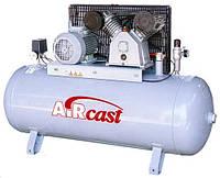 Компрессор поршневой, Aircast (СБ4/Ф-270.LB50-5.5) РМ-3128.02