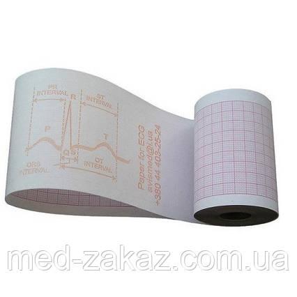 Термопапір ЕКГ 57мм х 20м (12мм) - 10 рулонів