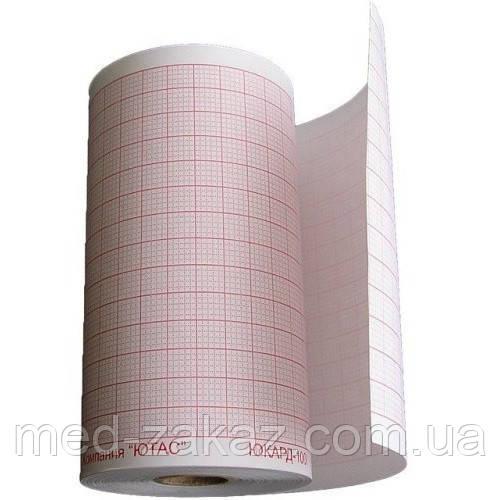 Термобумага ЭКГ 80мм х 23м (12мм) - 10 рулонов
