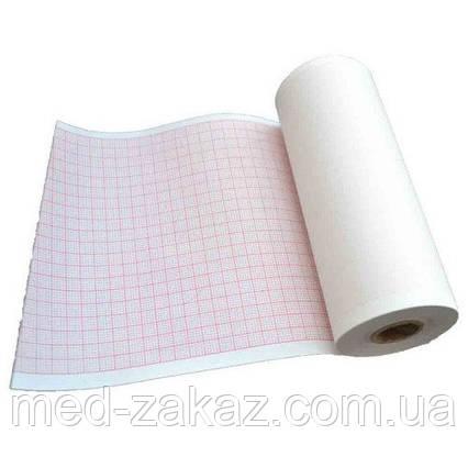 Термопапір для ЕКГ 110мм x 20м (16мм)
