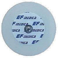 Электрод одноразовый для ЭКГ F 55 LG с адгезионной пены 55 мм диаметр - жидкий гель
