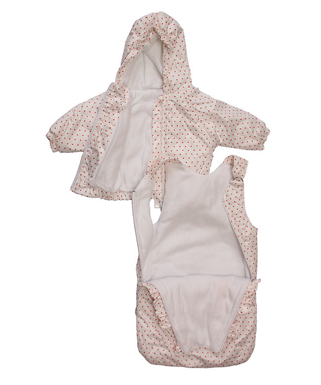 Курточка демисезонная и конверт для девочек от рождения до 18 мес