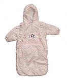 Курточка демисезонная и конверт для девочек от рождения до 18 мес, фото 2