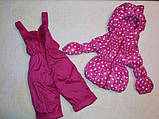 Демисезонный  костюм (куртка и штаны) для девочек, фото 6