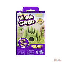 Песок зеленый для детского творчества KINETIC SAND Neon Wacky-Tivities 7300006491363
