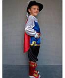 Детский новогодний  костюм  Кот в сапогах, фото 2
