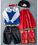 Детский новогодний  костюм  Кот в сапогах, фото 4