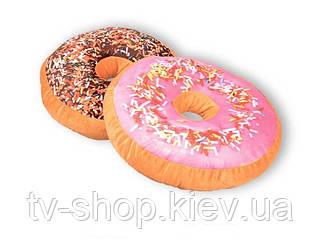 Подушка Донат \пончик 40 см