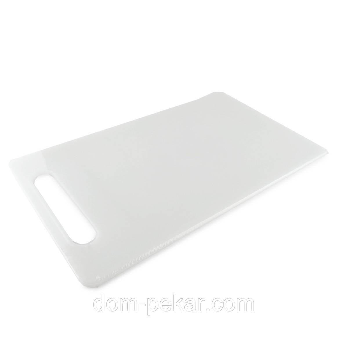 Доска разделочная пластик 46*31,5*0,5 см