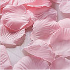 Штучні пелюстки троянд, червоні, фото 5