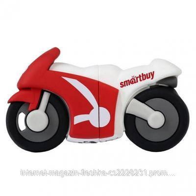 Флешка -игрушка 16 гб Smartbuy USB 2.0 Мото