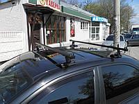 Багажник в штатні місця, планки з кріпленням (сталь) 110см \ 90кг.