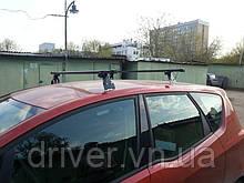 "Багажник ""КРАБ"", планки з кріпленням (сталь) \ Caddy \ Oktavia \ Sharan \ Combo  \ Astra  \ Fabia"
