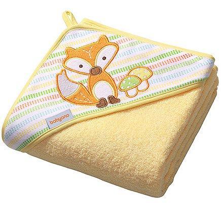 Полотенце для купания. Уголок baby one 100×100 см
