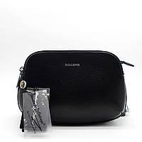 Удивительная женская сумка из экокожи черного цвета ВВВ-200223, фото 1
