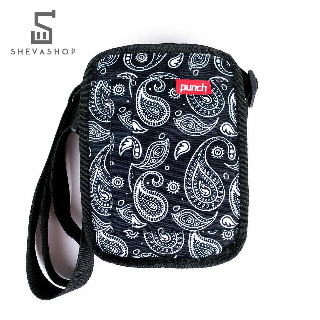 b3e42210300a Молодежная сумка через плечо PUNCH - Stash, Tattoo Negative