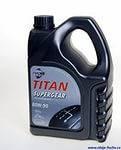 Трансмісійне масло TITAN SUPERGEAR SAE 80W-90 4L