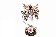 "Статуэтка ""Veronese"" Фея-малютка на  бабочке, фото 3"