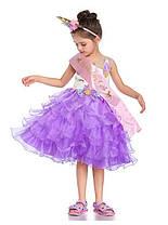 Дитяча сукня ЕДИНОРОЖКА