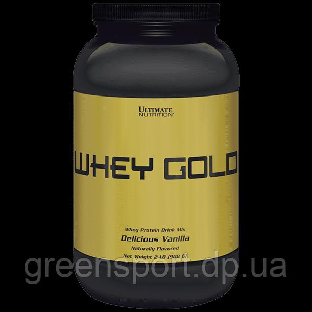 Протеин Ultimate Whey Gold (908 г) Ваниль