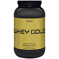Протеин Ultimate Whey Gold (908 г) Ваниль, фото 1