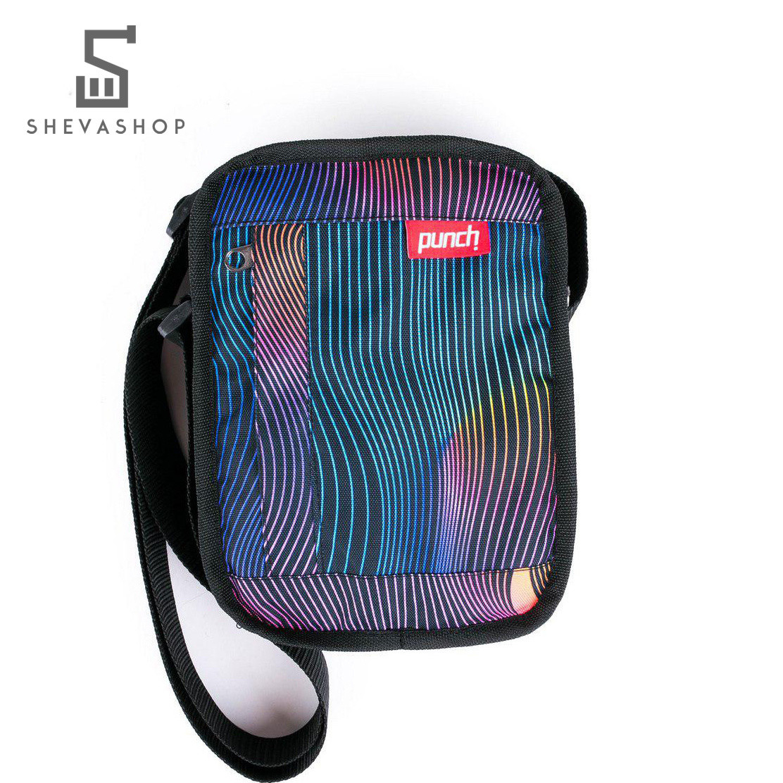 Сумка через плечо PUNCH - Stash Stripes Color