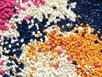 Процессинговые добавки и красители для производства полимеров