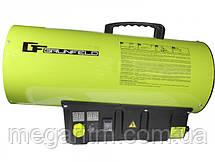 Газовая пушка Grunfeld GFAH-50 (тепловая мощность 50 кВт, 220В, сжиженный пропан-бутан), фото 2
