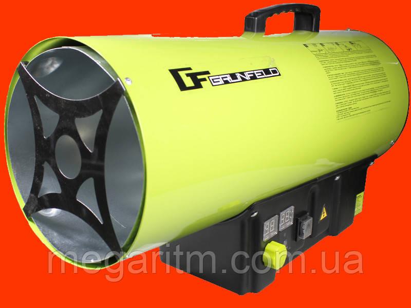 Газовая пушка Grunfeld GFAH-50 (тепловая мощность 50 кВт, 220В, сжиженный пропан-бутан)